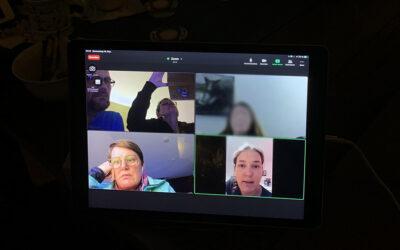 Erstes Online-Treffen